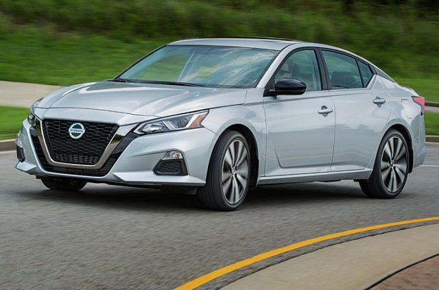 Test drive: Nissan Altima