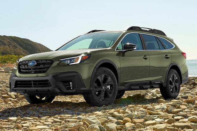 Test drive: Subaru Outback