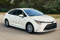 Test drive: Toyota Corolla Hybrid