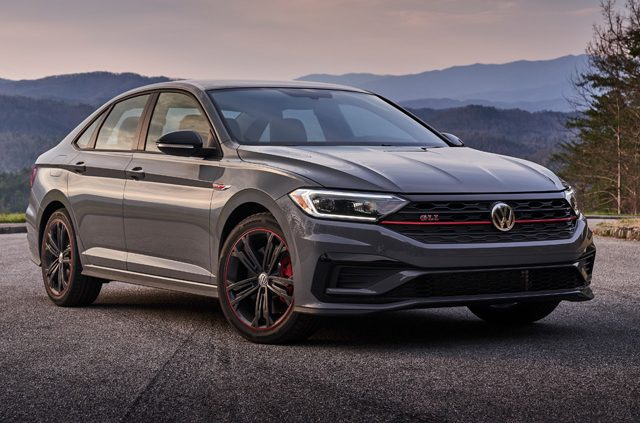 Test Drive: Volkswagen Jetta GLI