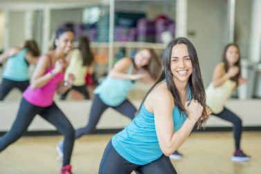 8 Fitness Classes to Try This Year