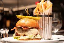 the lambs club burger