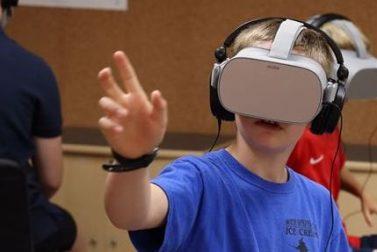 Virtual Reality Rockwell!