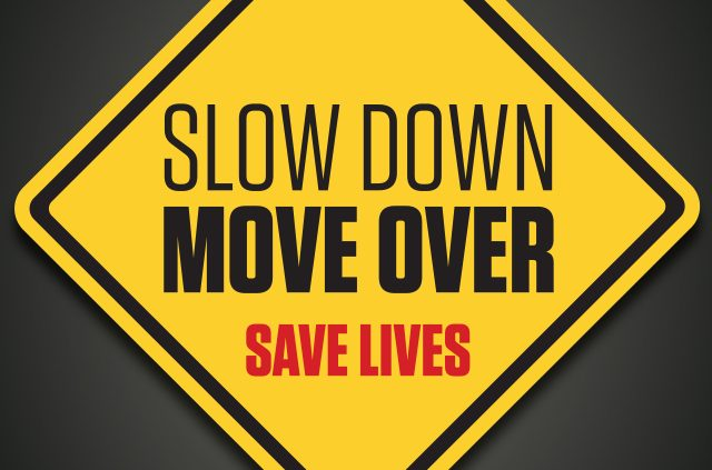 President's Letter/Slow Down Move Over
