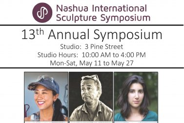 Thirteenth Annual Nashua International Sculpture Symposium