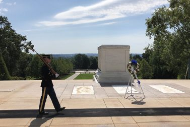 Remembering the Fallen at Washington, D.C.'s Military Memorials