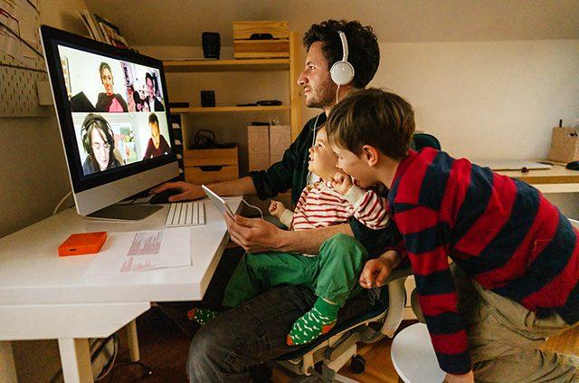 virtual family game night