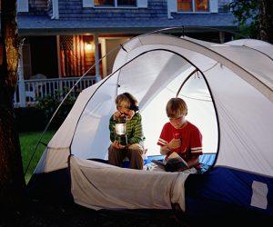 Backyard Camping Ideas for Summer Nights