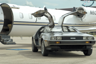 DeLorean and Other Replicas Getting Back on the Road