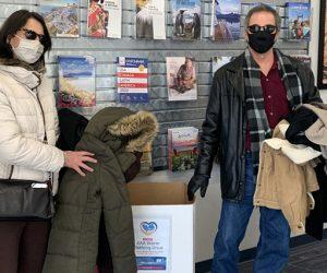 Heartwarming Response to AAA Warm-Clothing Drive