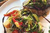 Diamond Dish: Skytop Lodge, Tomato Confit