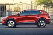 Test Drive: Ford Escape