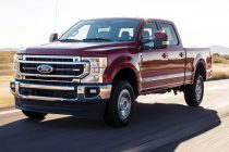 Test Drive: Ford Super Duty