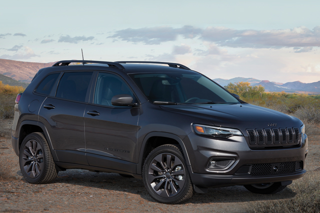 Test Drive: Jeep Cherokee
