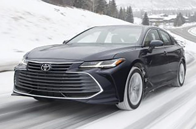 Test Drive: Toyota Avalon Hybrid