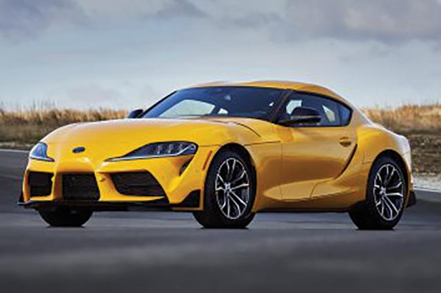 Test Drive: Toyota GR Supra