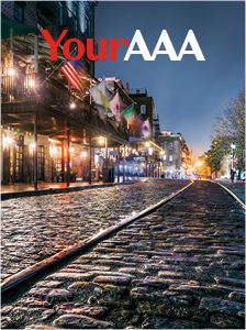 Your AAA Cover February