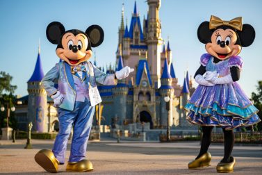 Walt Disney World Is Getting Ready for Its 50th Anniversary