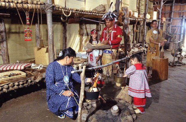 native american sites