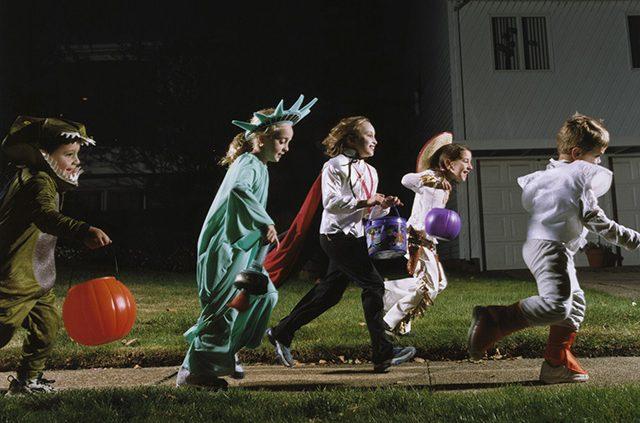 history of Halloween Costumes